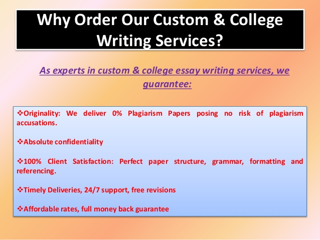 Buy essay college