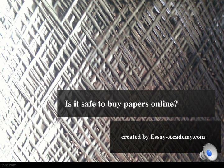 Buy cheap paper online