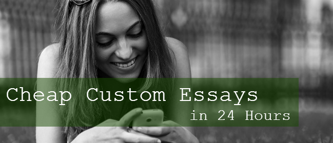 Cheap custom writings
