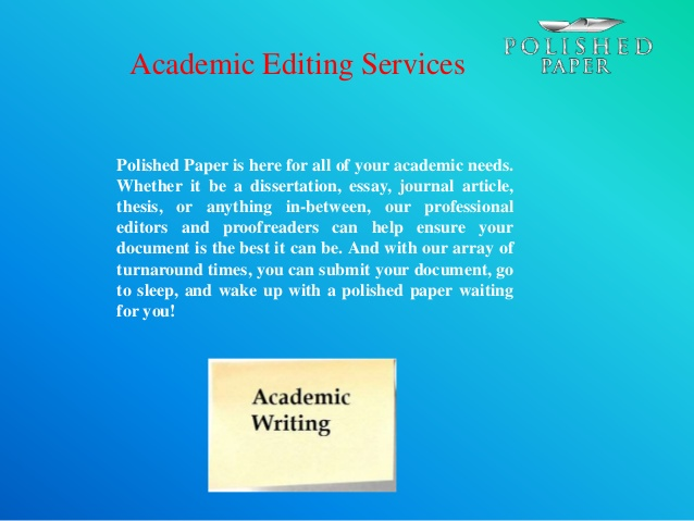 Essay editing service reviews professional