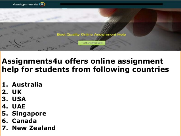 Online Assignment Help UK $8 Page Cheap Writing Service