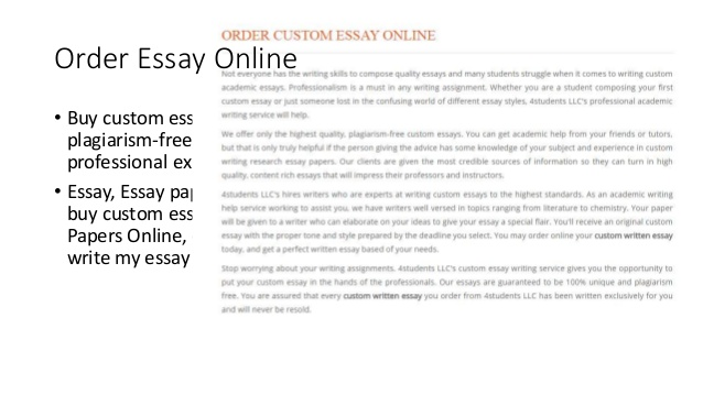 Cheap critical essay