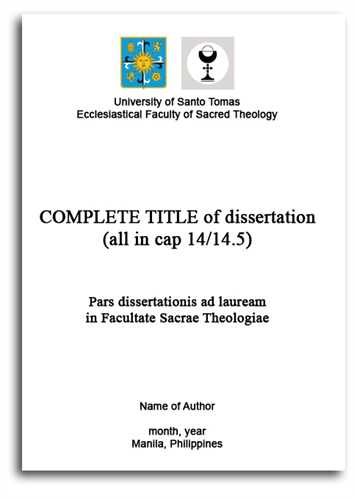 Can i publish my dissertation online