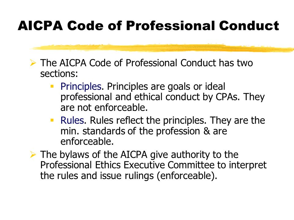 rules of professional conduct essay New rules of discipline (chapter 3, rules regulating the florida bar), which took effect at the same time as the rules of professional conduct and amended further march 16, 1990, allow the bar to publicly acknowledge complaints against attorneys after the bar has formally filed a complaint against an attorney with the supreme court of florida.