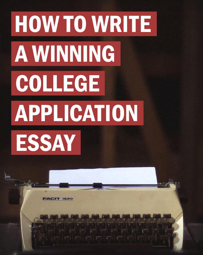 Admission essay writing websites