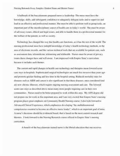 College essay for money